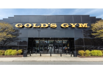 Richmond gym GOLD'S GYM