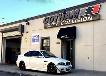 New York auto body shop Gotham City Collision