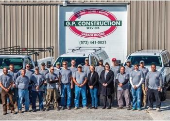 Columbia garage door repair G.P. CONSTRUCTION SERVICES