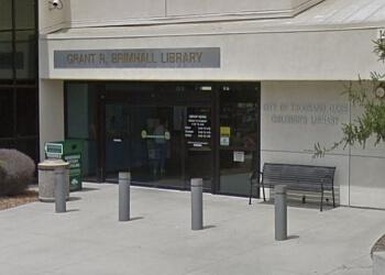 Thousand Oaks landmark GRANT R. BRIMHALL LIBRARY