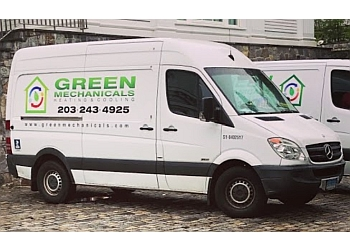 Stamford hvac service GREEN MECHANICALS