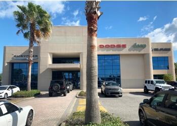 Orlando car dealership GREENWAY CHRYSLER JEEP DODGE