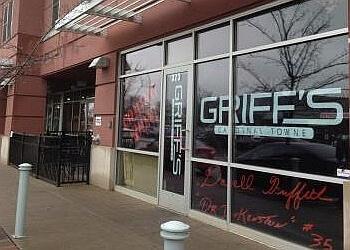 Louisville sports bar GRIFFS