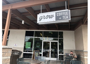 Anaheim cafe GROW COFFEE + TEA