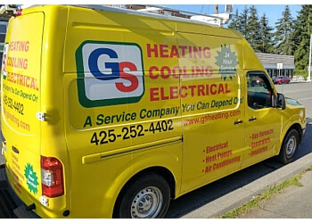 Everett hvac service G & S Heating Cooling & Electric