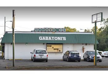 Springfield pizza place Gabatoni's Restaurant