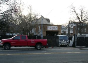 Jersey City fencing contractor Galaxy Fence Co., Inc.