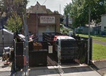 Jersey City fencing contractor Galaxy Fence Company