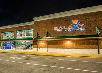 Raleigh amusement park Galaxy Fun Park