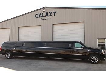 Tulsa limo service Galaxy Limousine