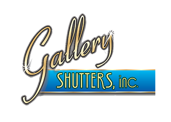 San Bernardino window treatment store Gallery Shutters, Inc.