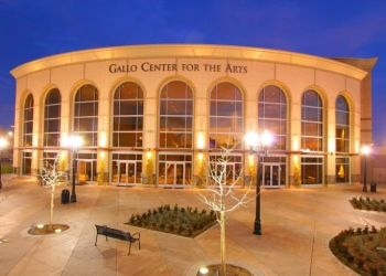 Gallo Center for the Arts Modesto Places To See