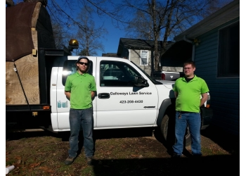 Chattanooga lawn care service Galloway's Lawn Service