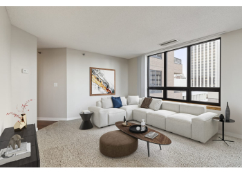 St Paul apartments for rent Galtier Towers