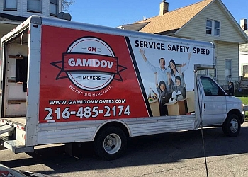 Cleveland moving company Gamidov Movers