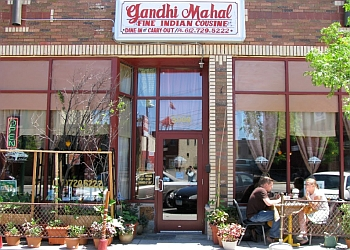 Minneapolis indian restaurant Gandhi Mahal restaurant