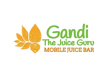 Aurora juice bar Gandi The Juice Guru