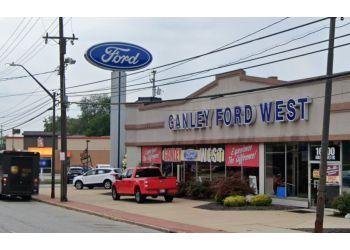 Cleveland car dealership Ganley Ford West