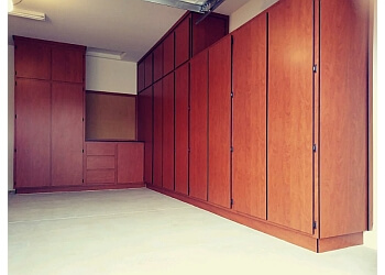 Tempe custom cabinet Garage Cabinets By Eric