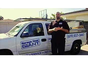Chula Vista garage door repair Garage Door Giant