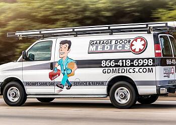 Arlington garage door repair Garage Door Medics