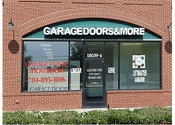 Charlotte garage door repair Garage Door and More
