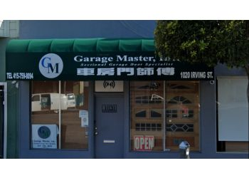 San Francisco garage door repair Garage Masters, Inc.