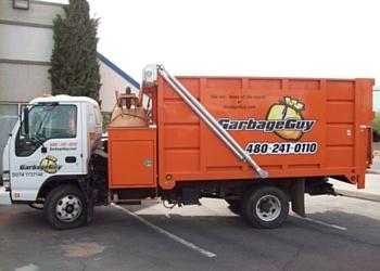 Mesa junk removal Garbage Guy Inc