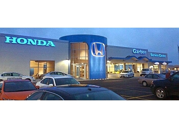Rochester car dealership Garber Honda