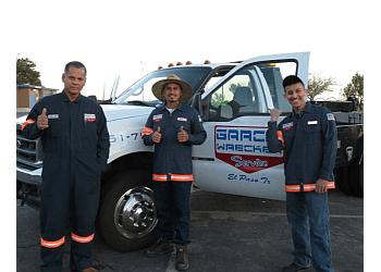 El Paso towing company Garcia Wrecker Service