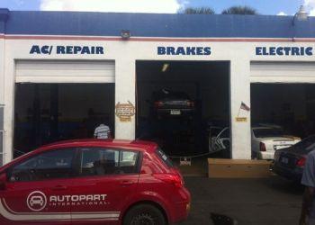 Miami Gardens car repair shop Garcia's 1 Stop Auto Center
