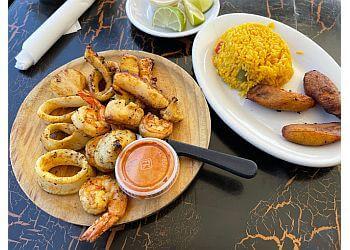 Miami seafood restaurant Garcia's Seafood Grille & Fish Market