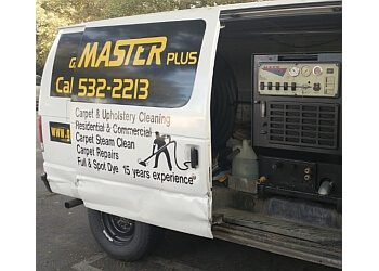 El Monte carpet cleaner Garcia's Steam Master Plus