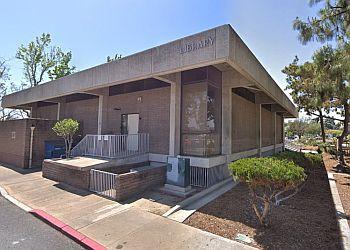 Garden Grove landmark Garden Grove Main Library