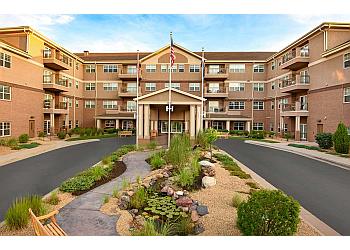 Aurora assisted living facility Garden Plaza of Aurora