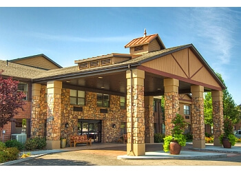 Boise City assisted living facility Garden Plaza of Valley View