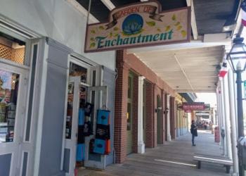 Sacramento gift shop Garden of Enchantment