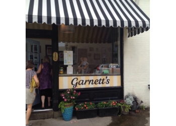 Richmond sandwich shop Garnett's Cafe