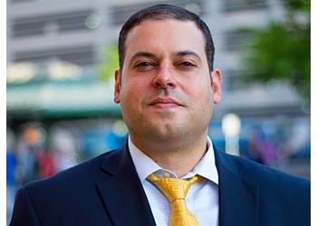 Jersey City employment lawyer Garrett P. Simulcik