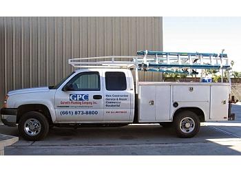 Bakersfield plumber Garrett's Plumbing Company, Inc.