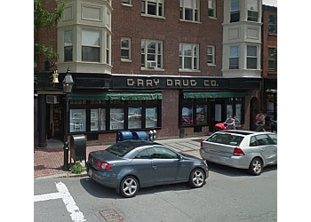 Boston pharmacy GARY DRUG CO.