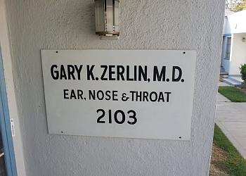 Bakersfield ent doctor Gary K Zerlin, MD