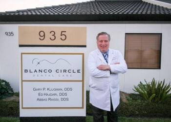 Salinas cosmetic dentist Gary Klugman, DDS, FICOI, MaCDS