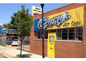 Denver car repair shop Gary's Auto service