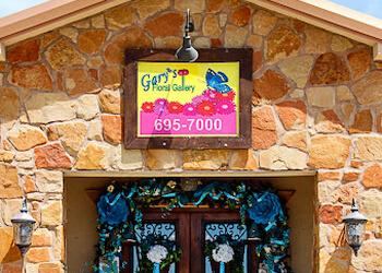 Abilene florist Gary's Floral Gallery