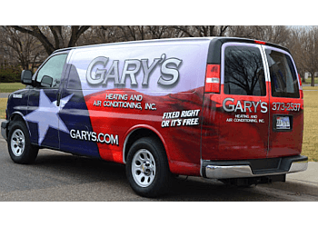 Amarillo hvac service Gary's Heating And Air Conditioning, Inc.
