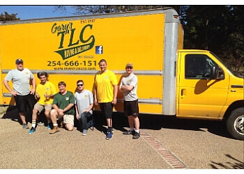 Waco moving company Gary's TLC Moving & Delivery