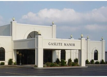 Aurora caterer Gaslite Manor Banquets