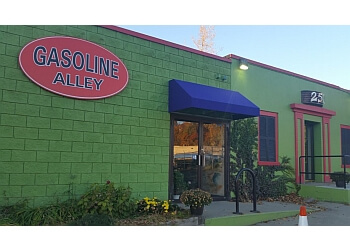 Springfield hair salon Gasoline Alley the Salon