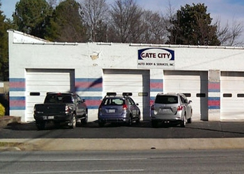 Greensboro auto body shop Gate City Auto Body Services, INC.